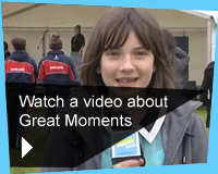 Great Moments Video Button